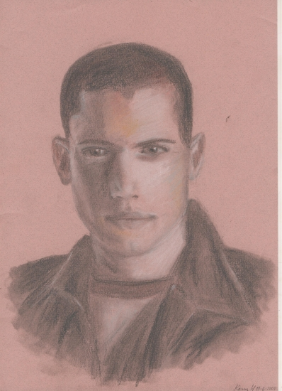 Wentworth Miller by Nice123
